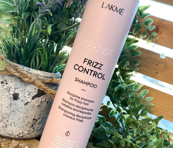 TEKNIA frizz control shampooing 300ml