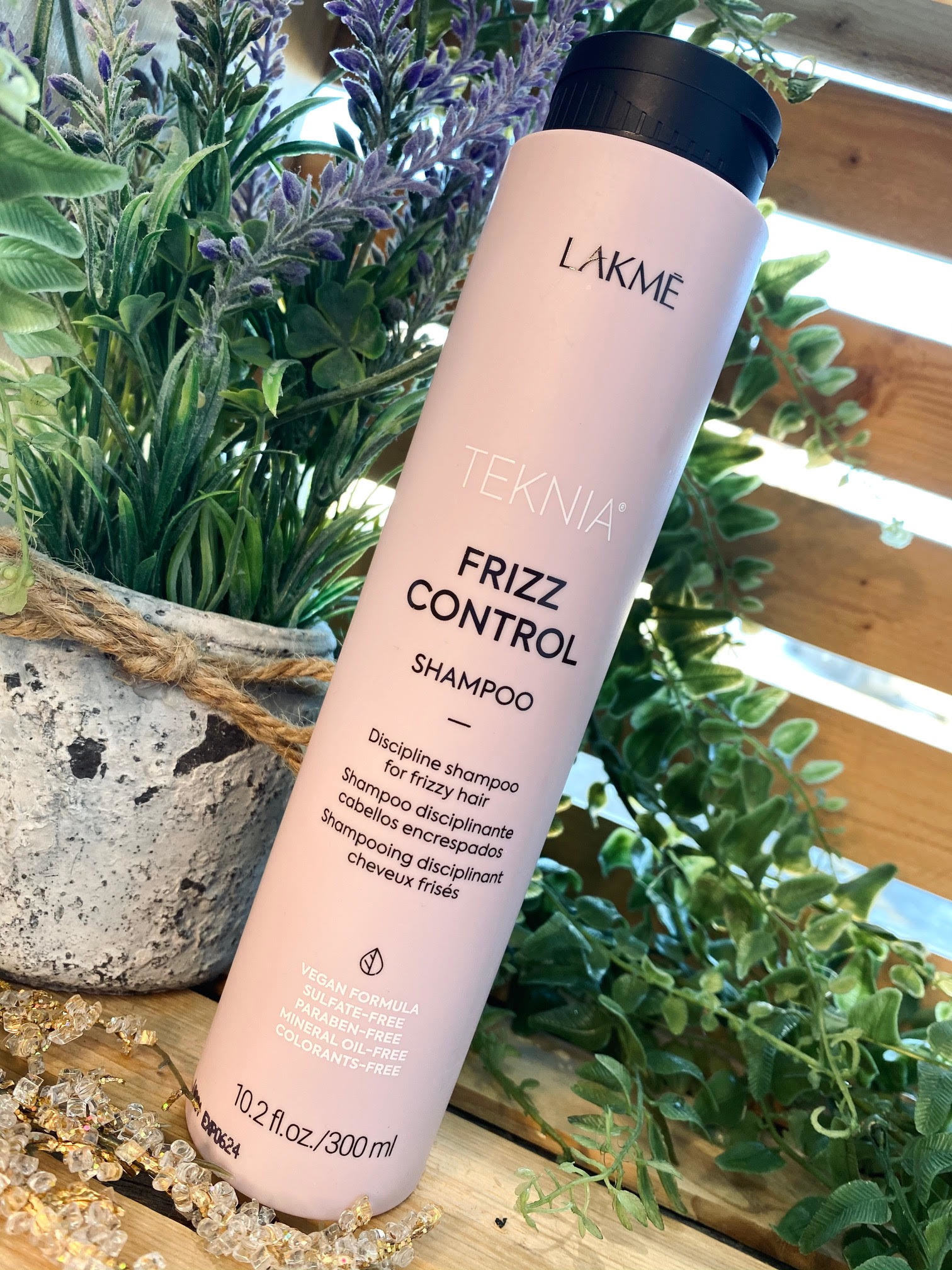 Lakmé TEKNIA frizz control shampooing 300ml