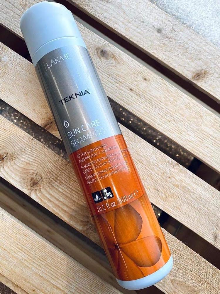 Lakmé TEKNIA sun care shampooing 300ml