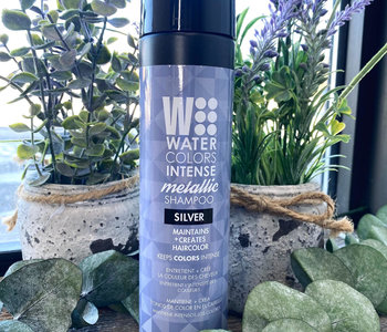 Water colors silver shampooing 250ml