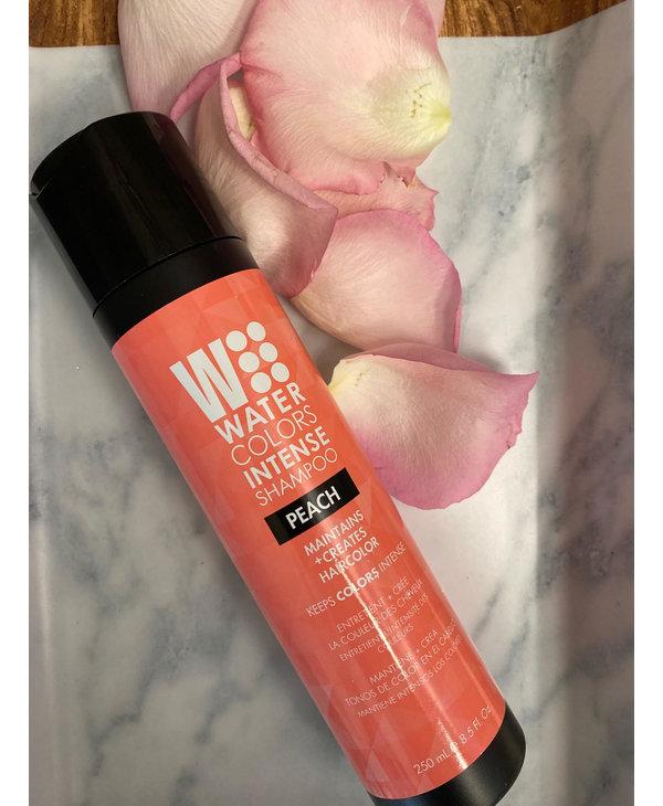 Water colors peach shampooing 250ml