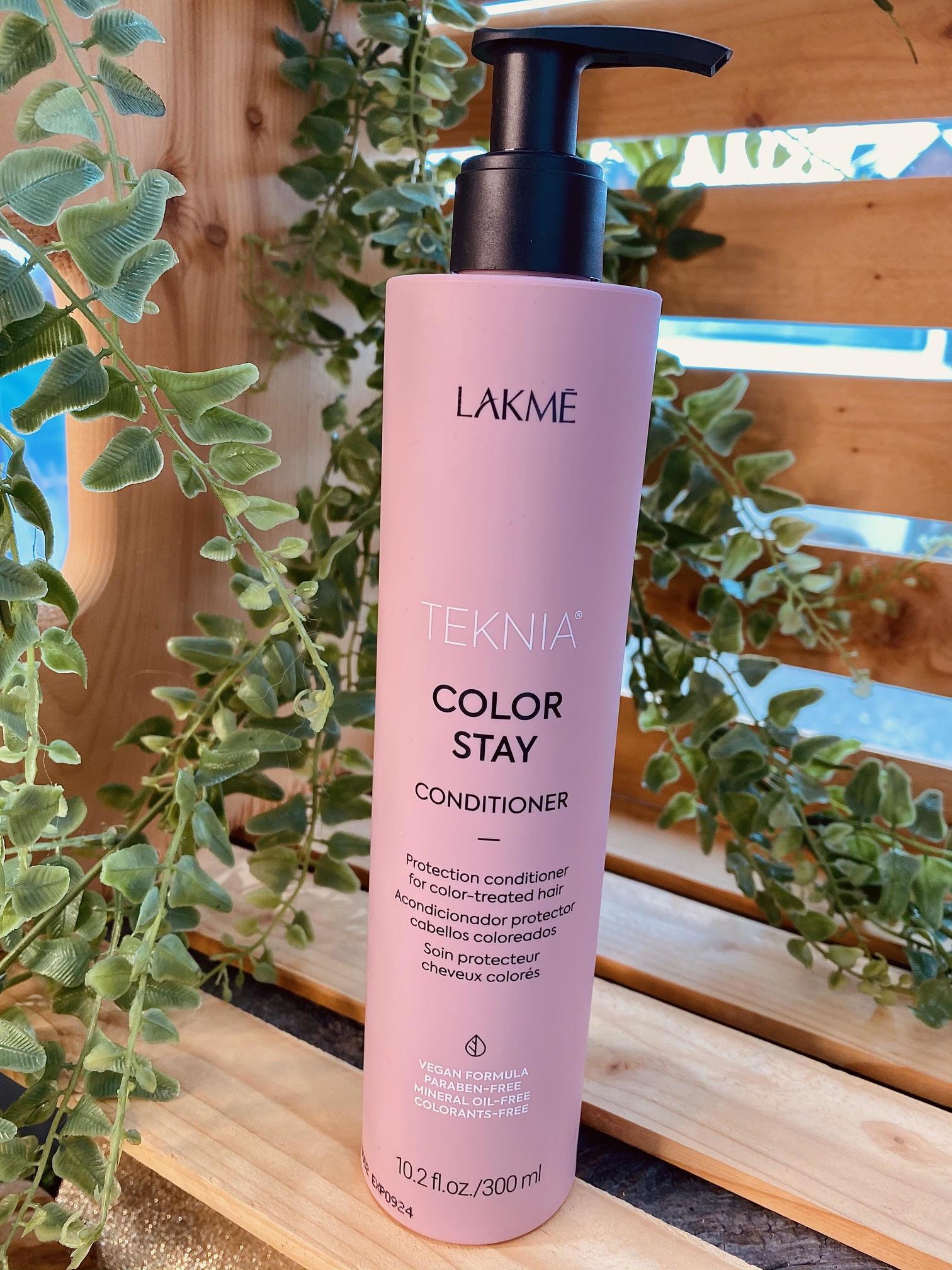 Lakmé TEKNIA color stay conditionneur 300ml