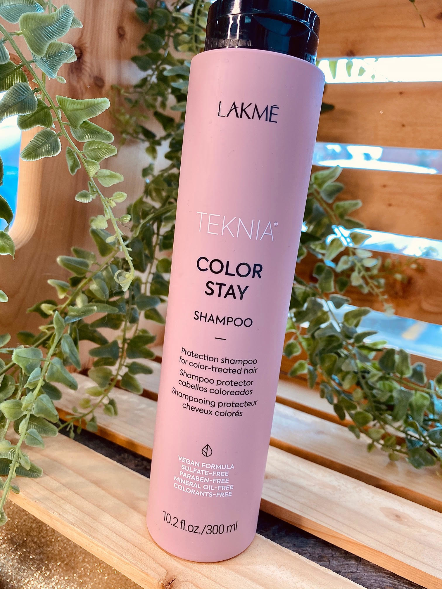 Lakmé TEKNIA color stay shampooing 300ml