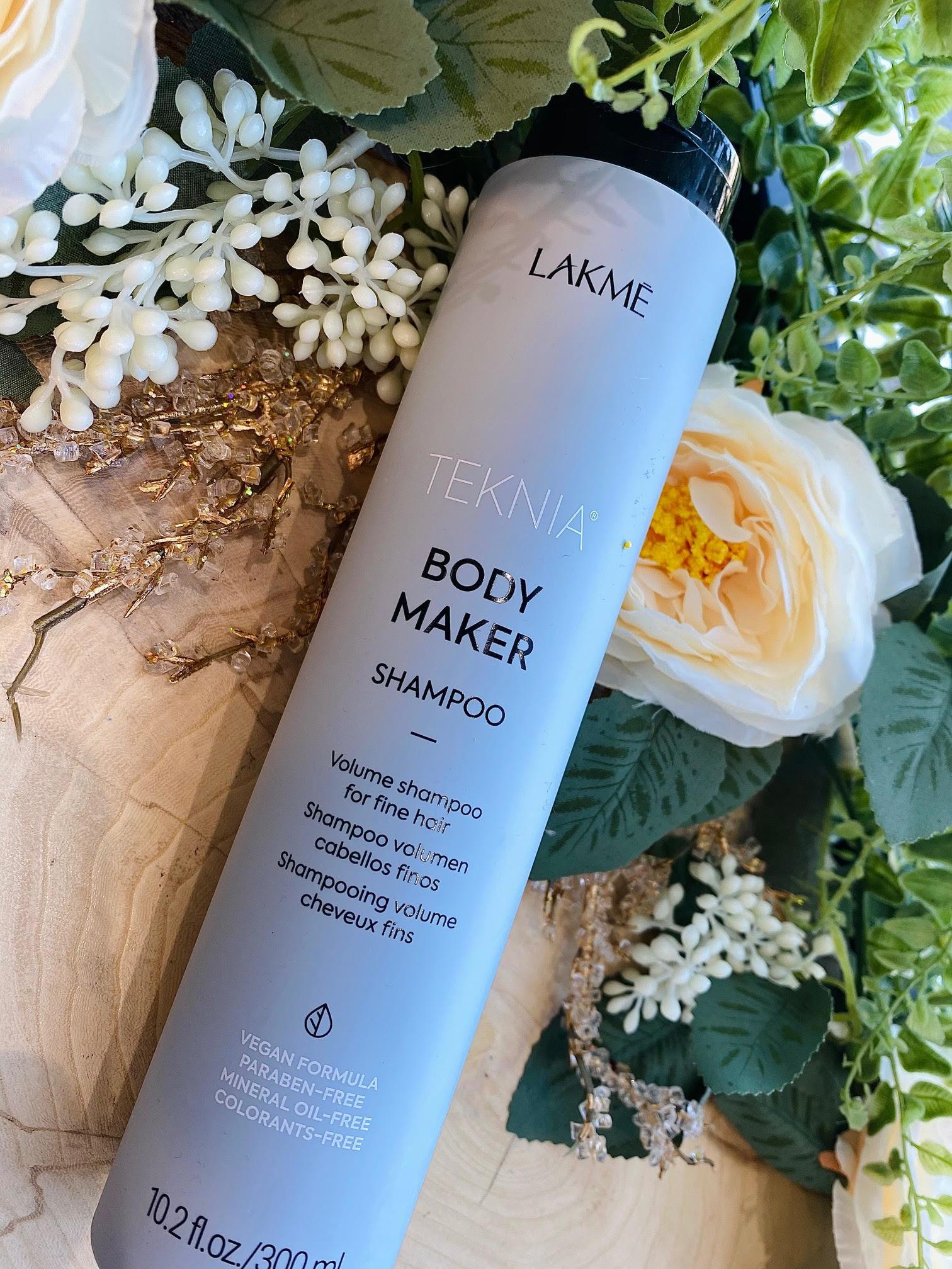 Lakmé TEKNIA body maker Shampooing 300ml