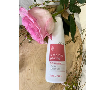 K.THERAPY Peeling shampooing gras  300ml