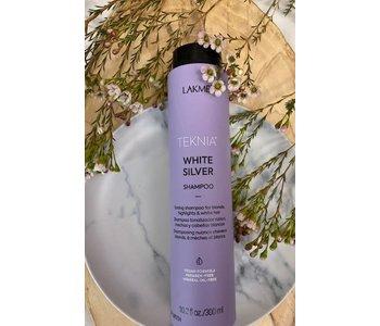 Teknia white silver shampooing 300ml