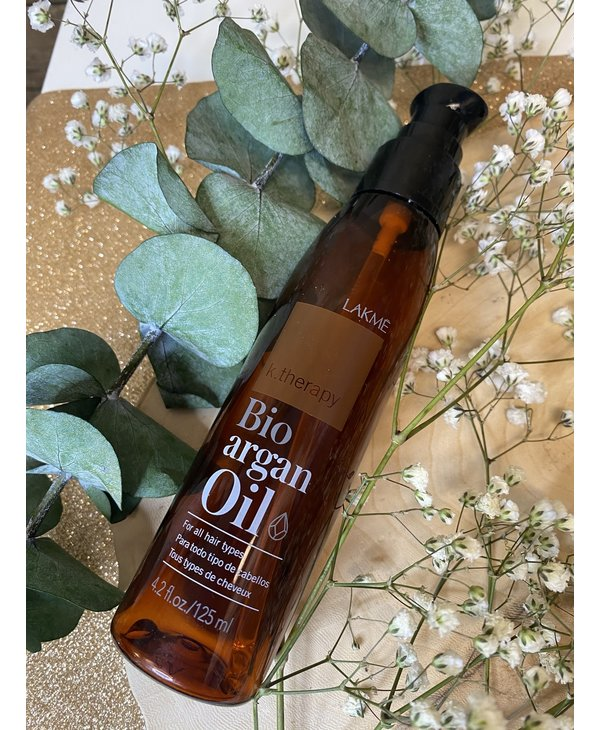 K.THERAPY bio-argan oil 125ml