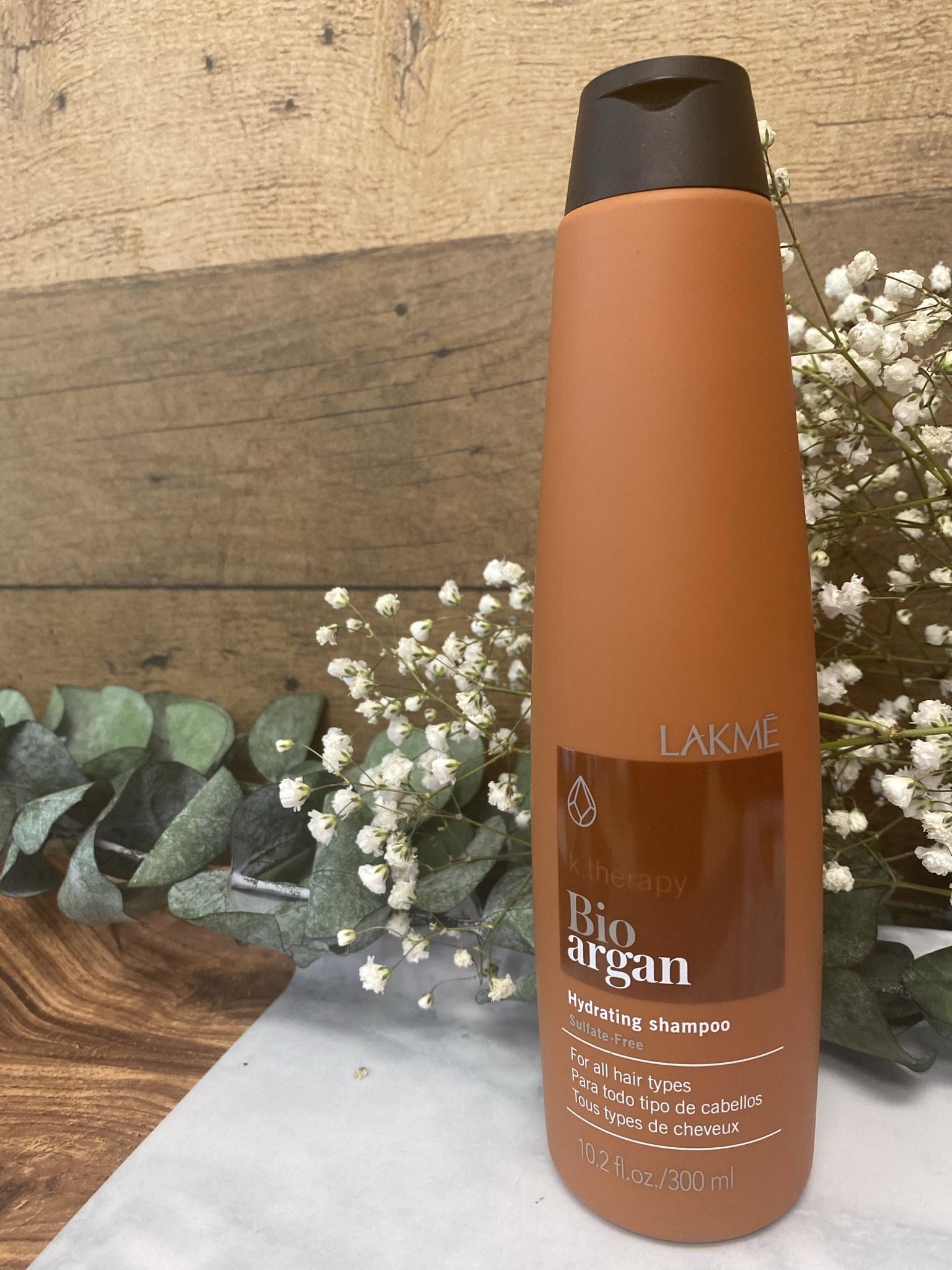 Lakmé K.THERAPY bio-argan shampooing 300ml