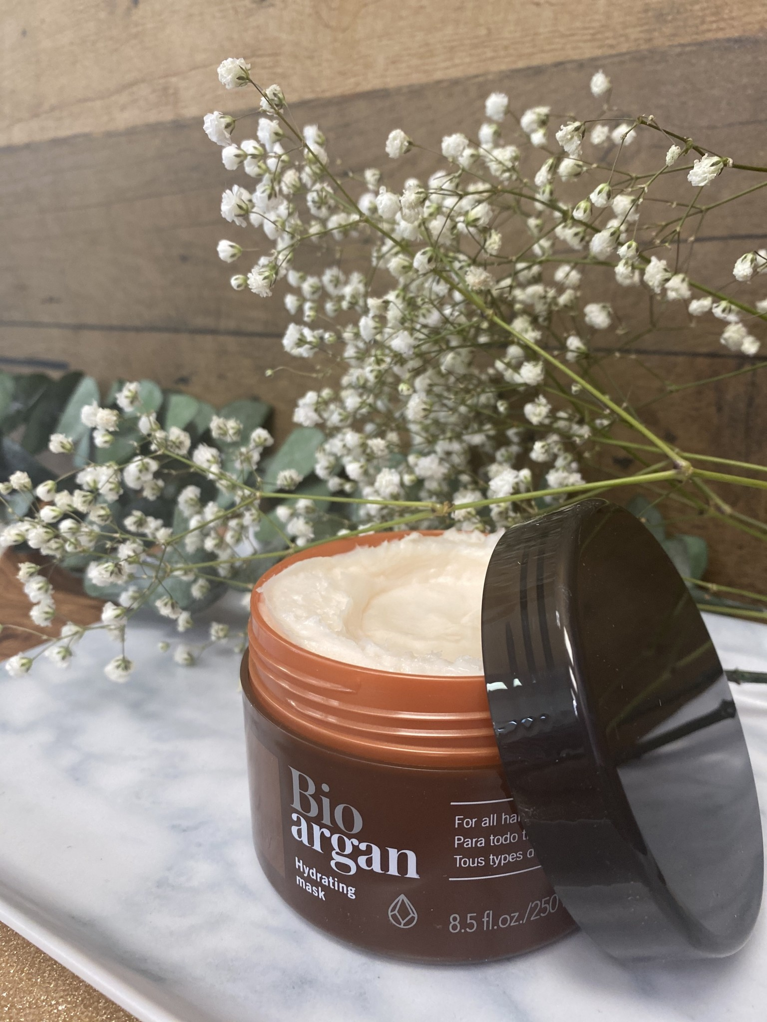 Lakmé K.THERAPY bio-argan masque hydratant 250ml