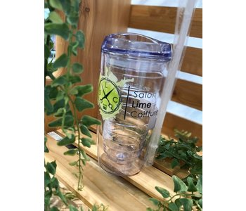 Verre Thermos Lime coiffure