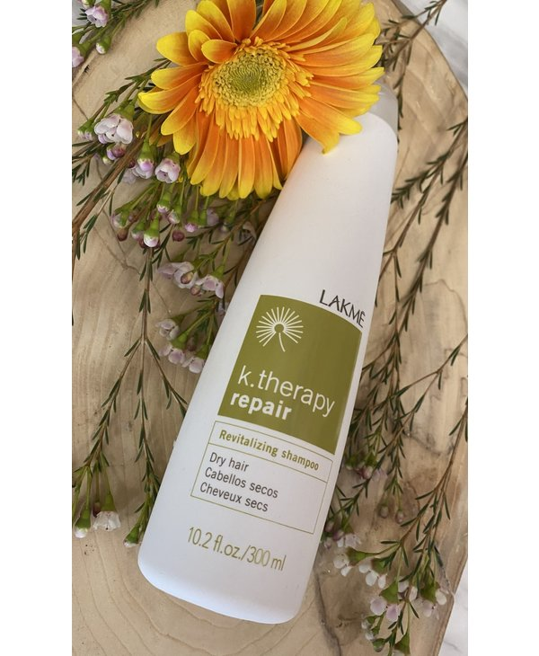 K.THERAPY repair shampooing cheveux sec 300m