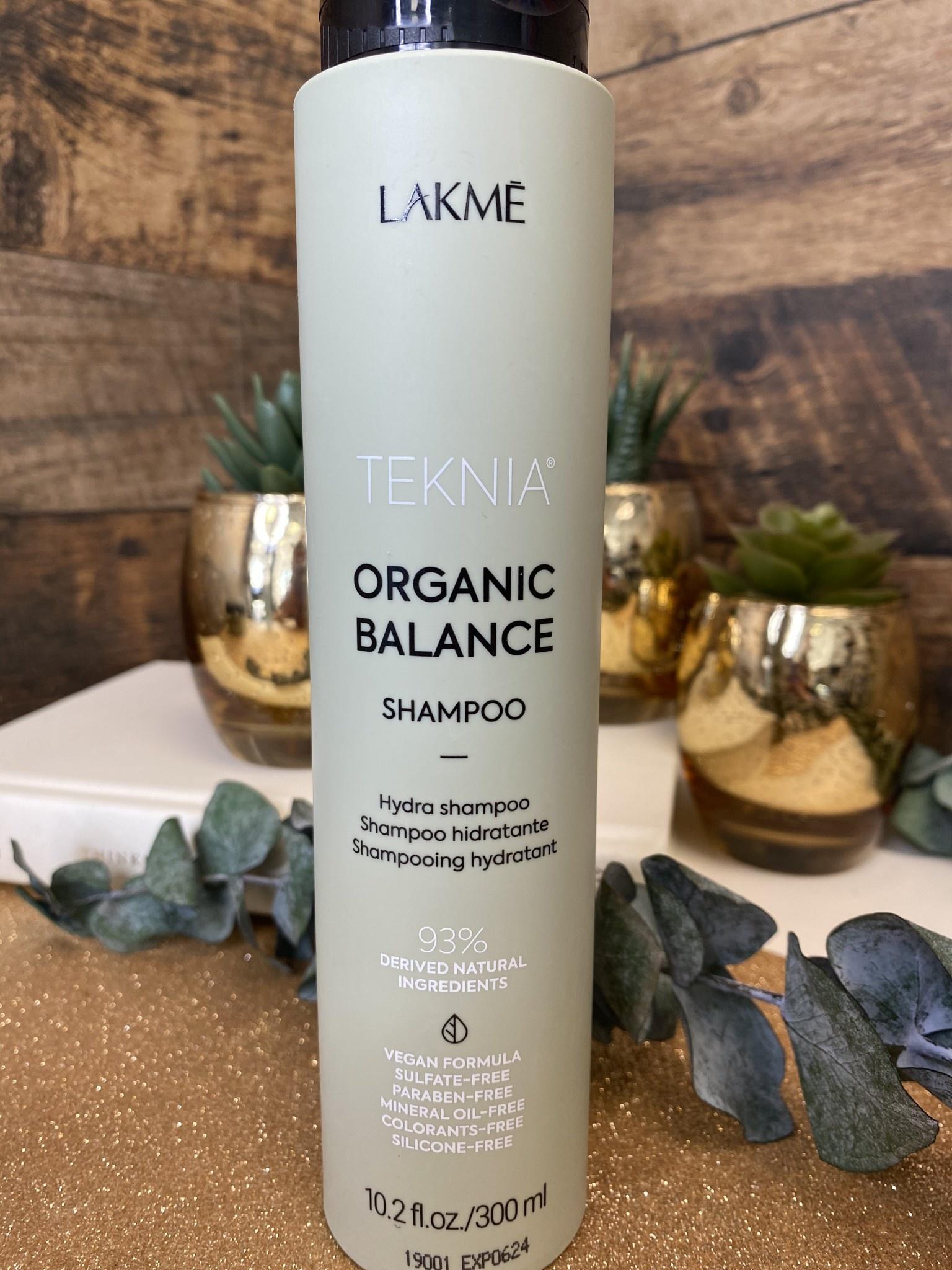 Lakmé TEKNIA organic balance shampooing 300ml