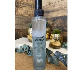 TEKNIA organic balance huile 125ml