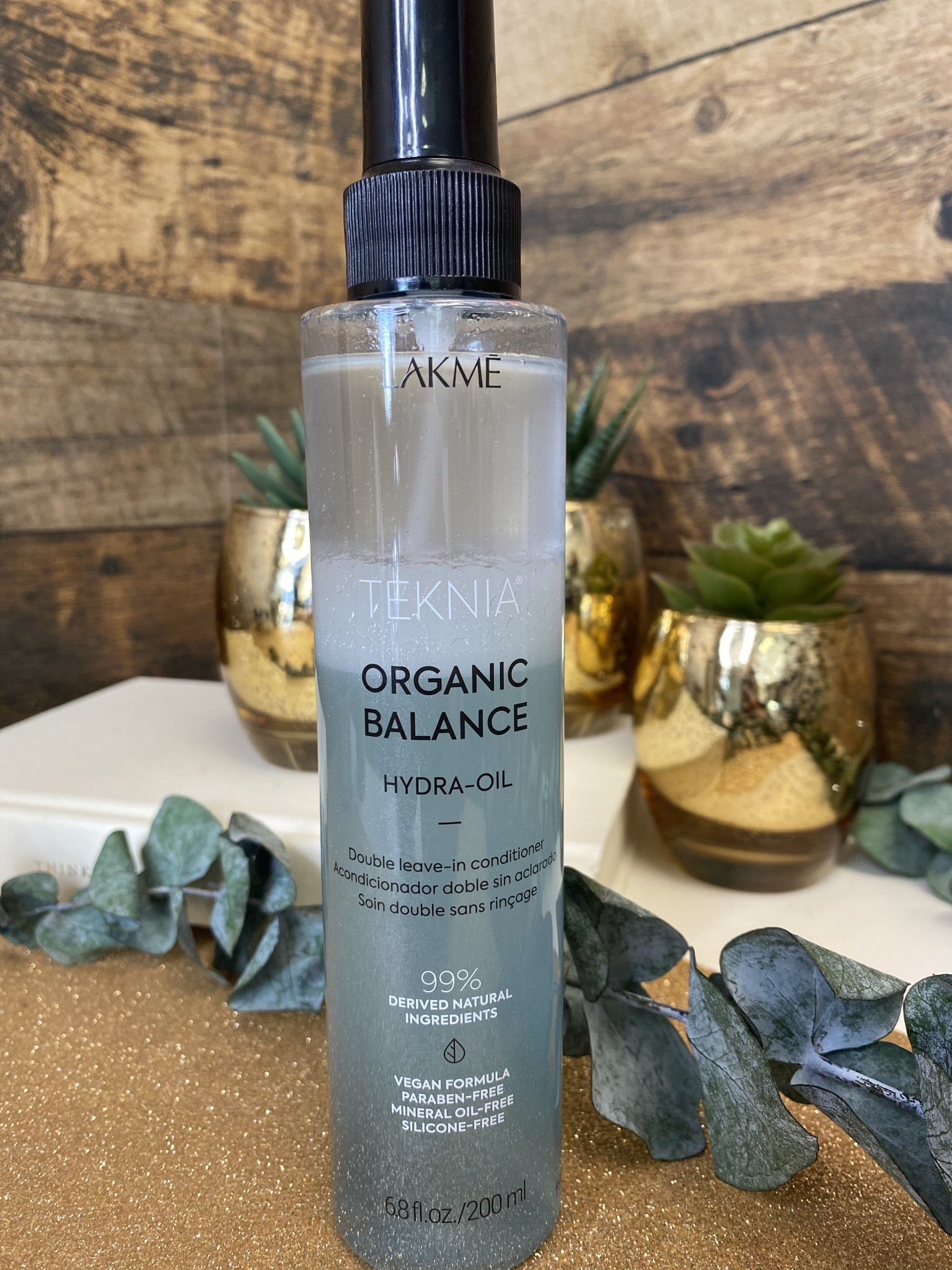 Lakmé TEKNIA organic balance huile 125ml