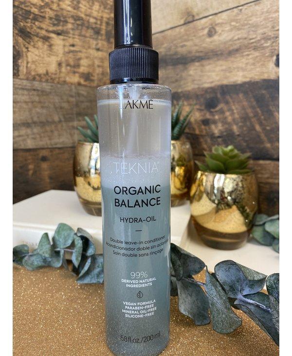 Teknia organic balance hydra-oil 200ml