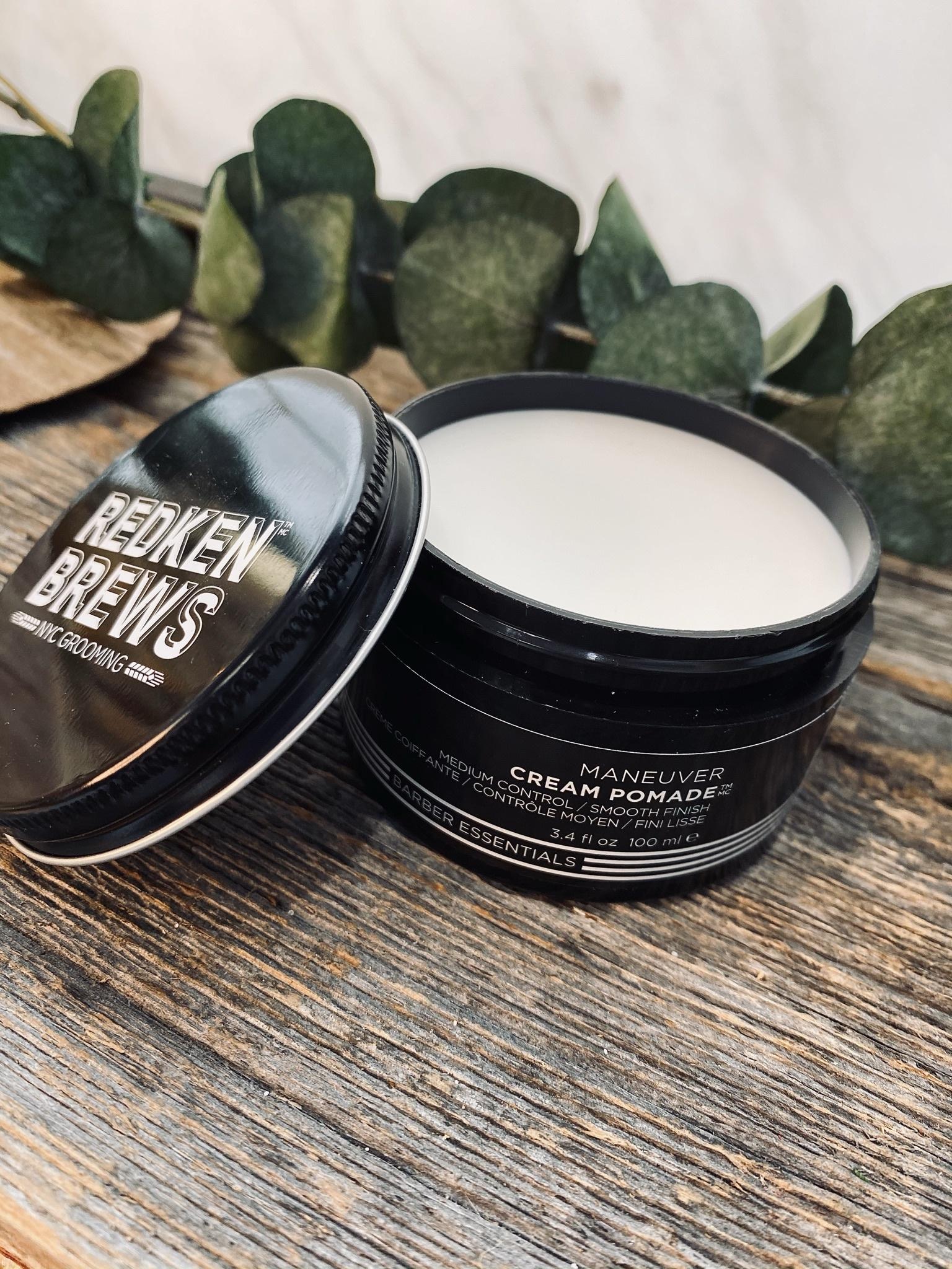 Redken Brews-maneuver crème pomade 100ml