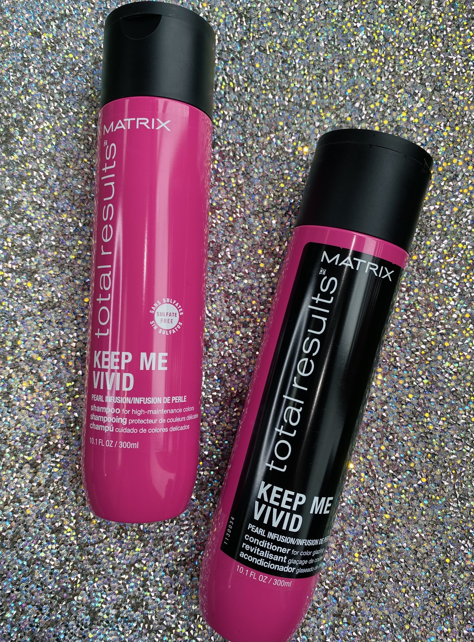 Matrix Keep me vivid shampooing 300ml
