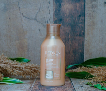 All soft shampooing 300ml