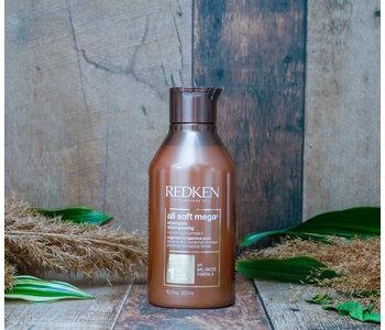 All soft mega shampooing 300ml