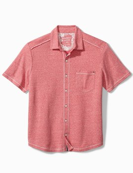 TOMMY BAHAMA Tommy Bahama Bodega Cove Short Sleeve Camp Polo
