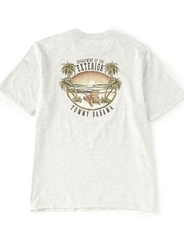 TOMMY BAHAMA Tommy Bahama Department of the Exterior Tee