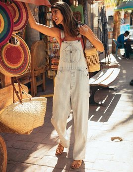 Faherty Faherty Topsail Overalls