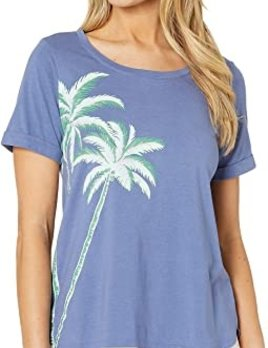 TOMMY BAHAMA Tommy Bahama Frond of View Crew Tee S/S