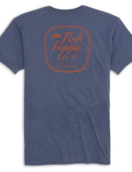 FISH HIPPIE Fish Hippie On The Fly S/S Shirt