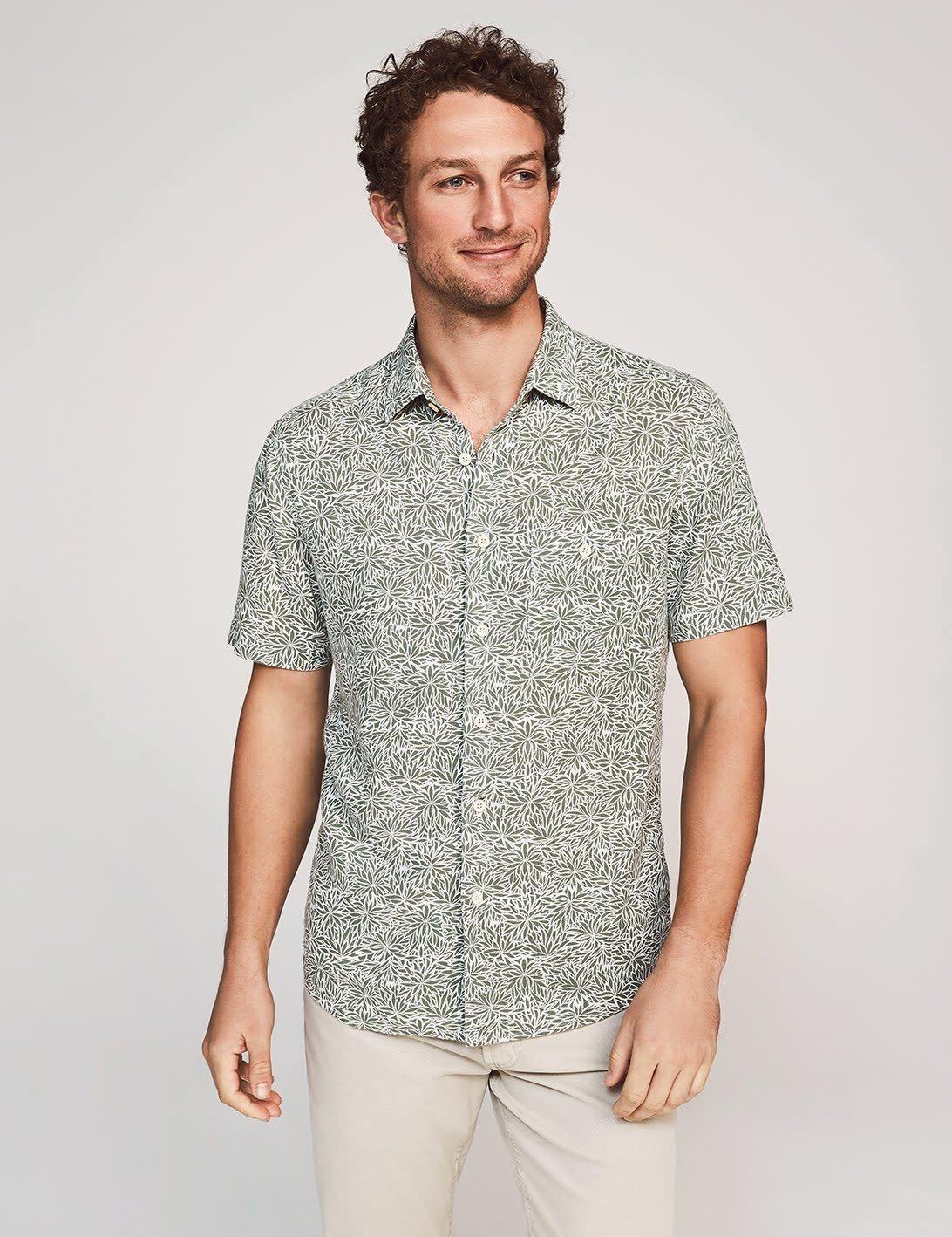 Faherty Faherty SS Island Shirt