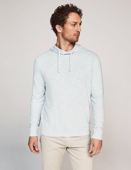 Faherty Faherty Slub Cotton Hoodie