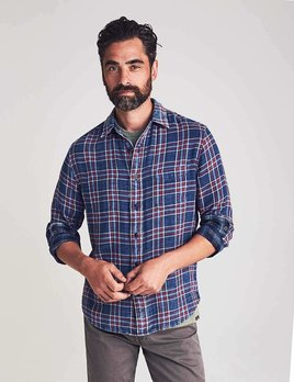 Faherty Faherty The Reversible Shirt
