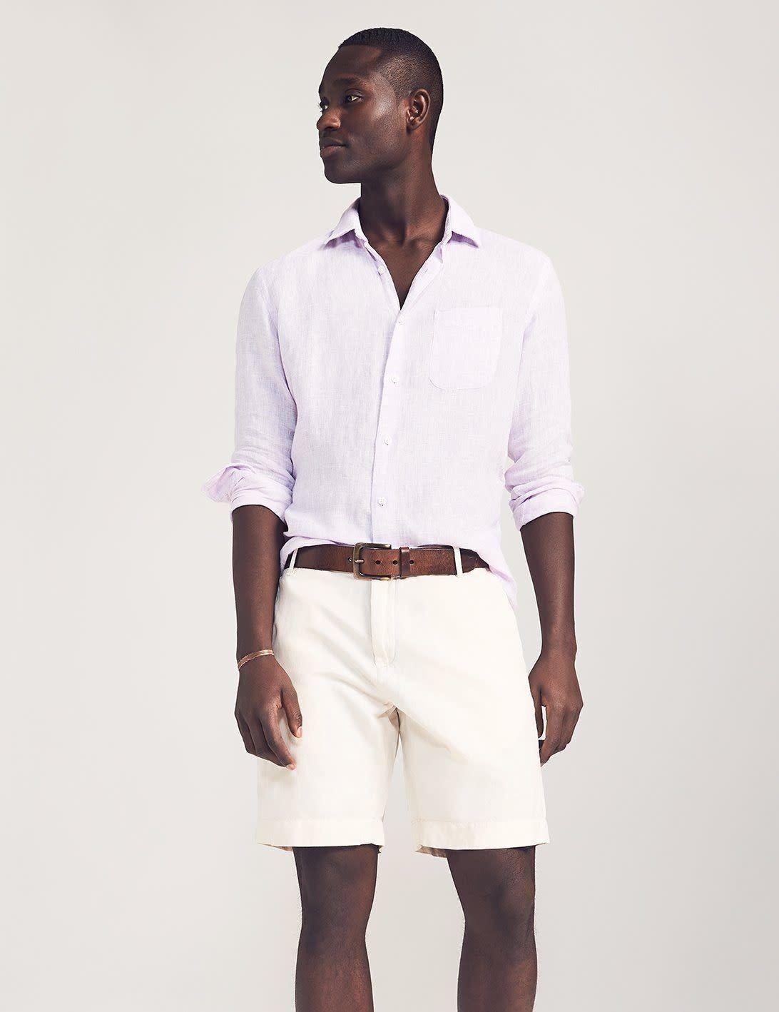 Faherty Faherty Malibu Cotton/Linen Short