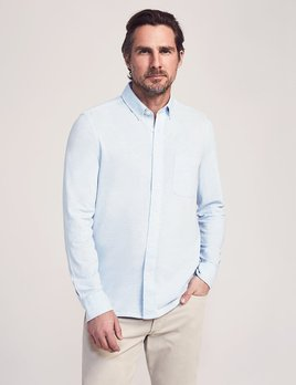 Faherty Faherty Icon Pima Knit Oxford