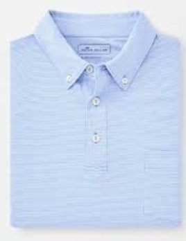 PETER MILLAR Peter Millar Grover Beach Stripe Polo