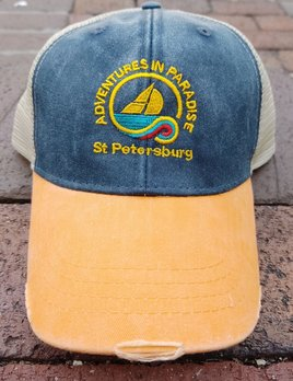WHISPERING PINES Saint Petersburg Trucker Hat