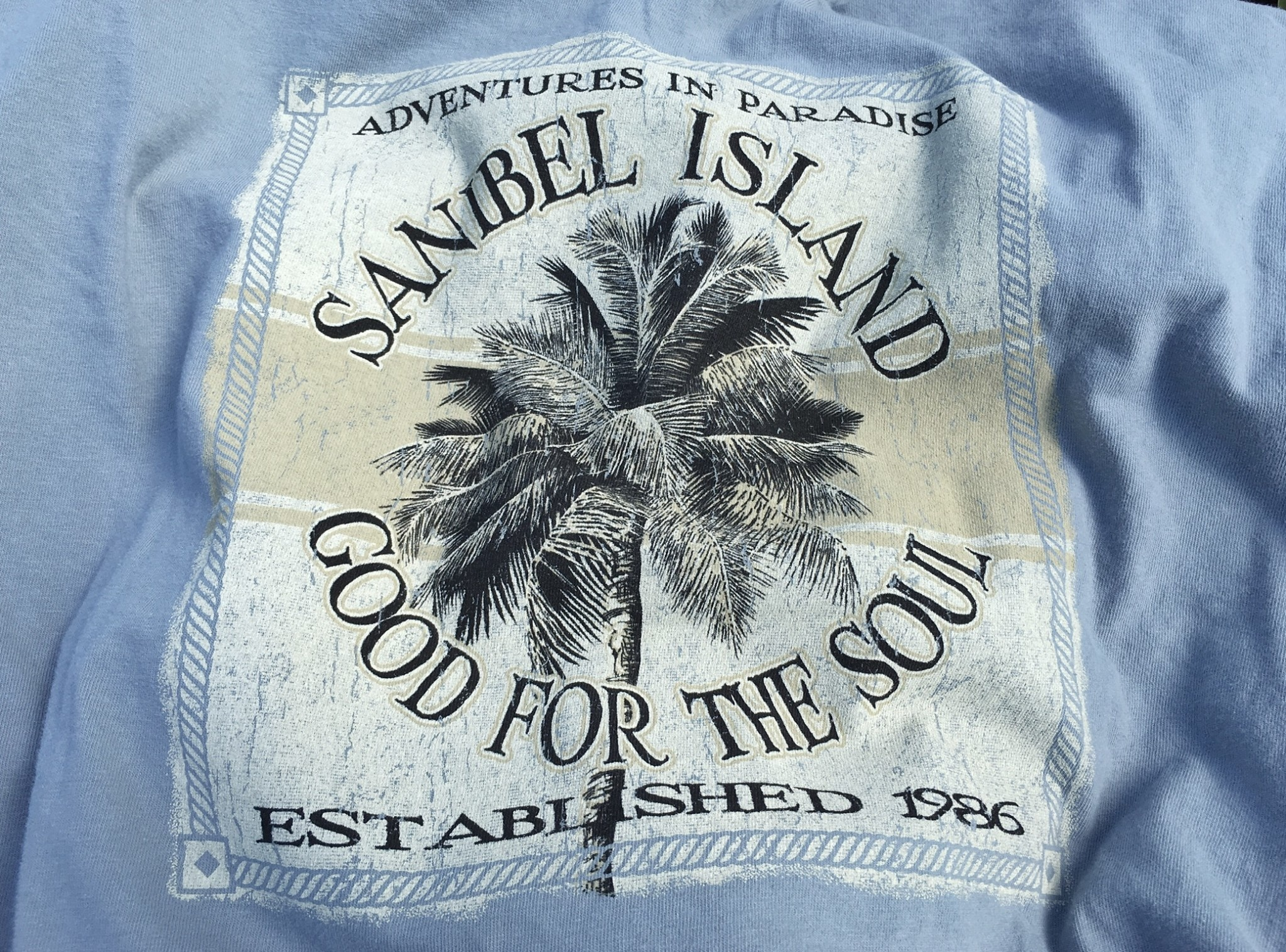 High Range Sanibel T-Shirt Good For The Soul