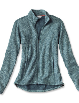 ORVIS Orvis MARLED SWEATER FLEECE JKT