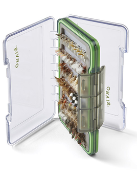 ORVIS DOUBLE SIDED FLY BOX