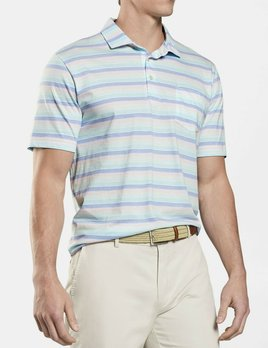 PETER MILLAR Julian Multi Stripe Polo