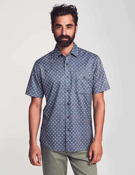 Faherty Faherty S/S Coast Shirt