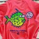 BIG HED DESIGNS Sanibel Island Tshirt Stress Blows - Watermelon