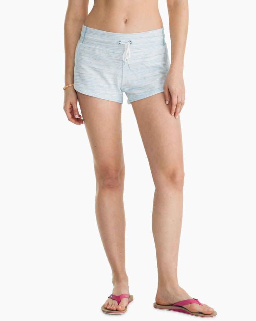 Southern Tide Southern Tide Jodie French Terry Lounge Short - Blue