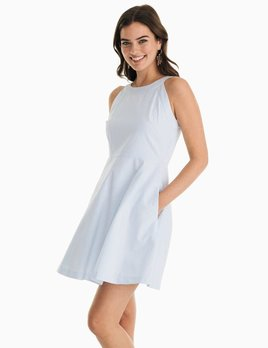 Southern Tide Southern Tide Adeie Seersucker Dress