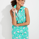 VINEYARD VINES Banana Leaf Margo Shirt Dress
