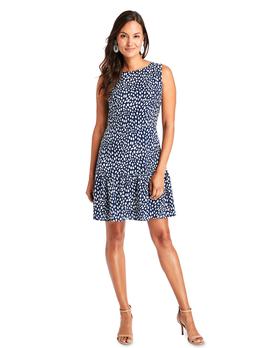 VINEYARD VINES Vineyard Vines Painted Dots Sleeveless Dress