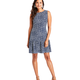 VINEYARD VINES Vineyard Vines Painted Dots Sleeveless Dress