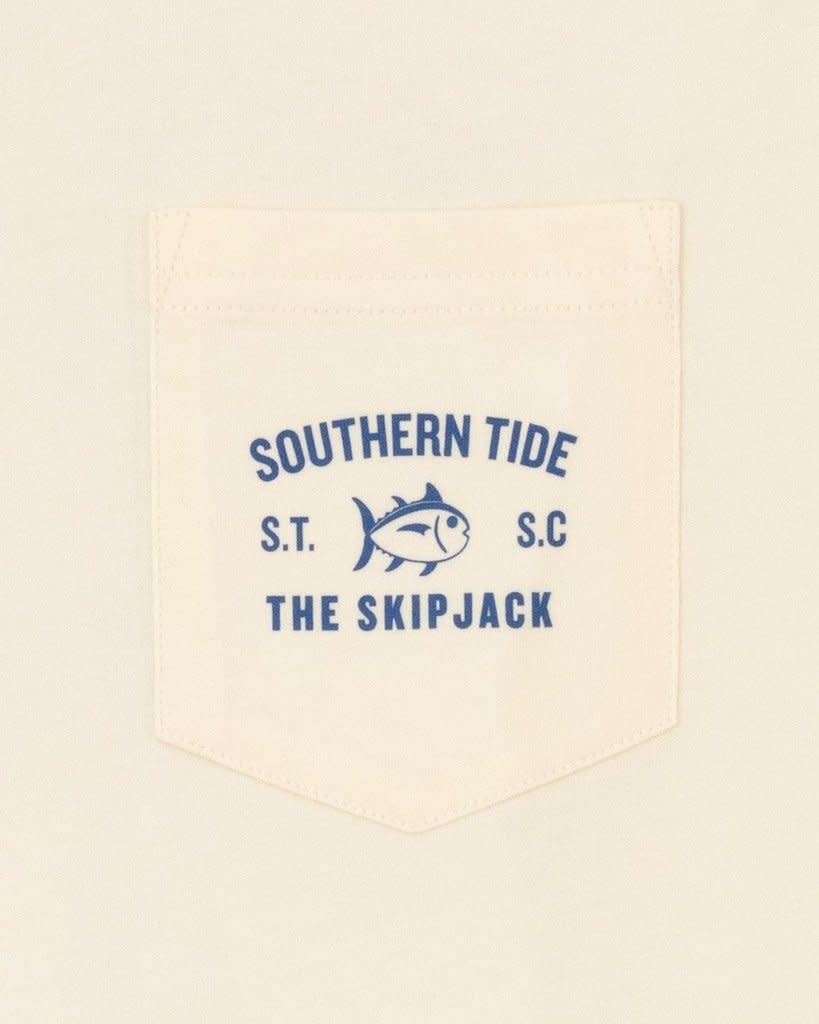 Southern Tide Southern Tide No Cups No Problems Tee