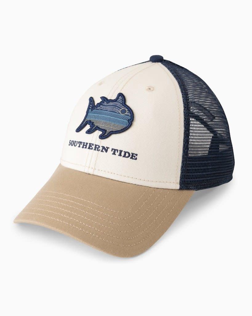 Southern Tide Southern Tide Blue Skipjack Trucker Hat