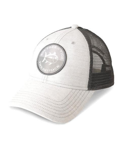 Southern Tide Southern Tide Skipjack Circle Patch Trucker Hat