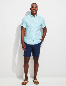 VINEYARD VINES Vineyard Vines Sailing Classic Fit Tucker Button Down